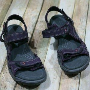 ECCO Outdoor Active Sandal Open Toe Hike Walk